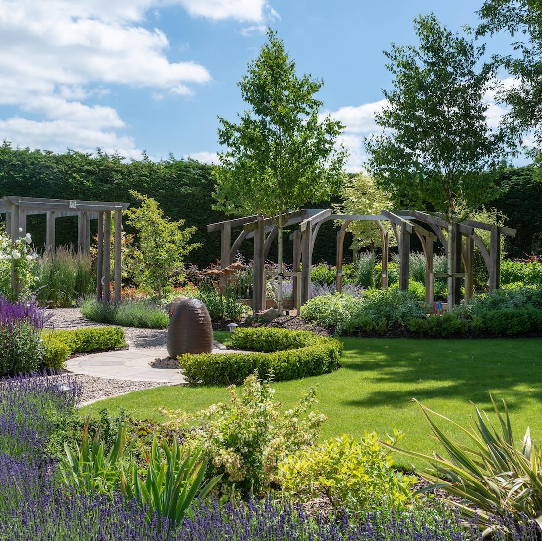 Old Wenden Grange Garden Design and Build, Saffron Walden