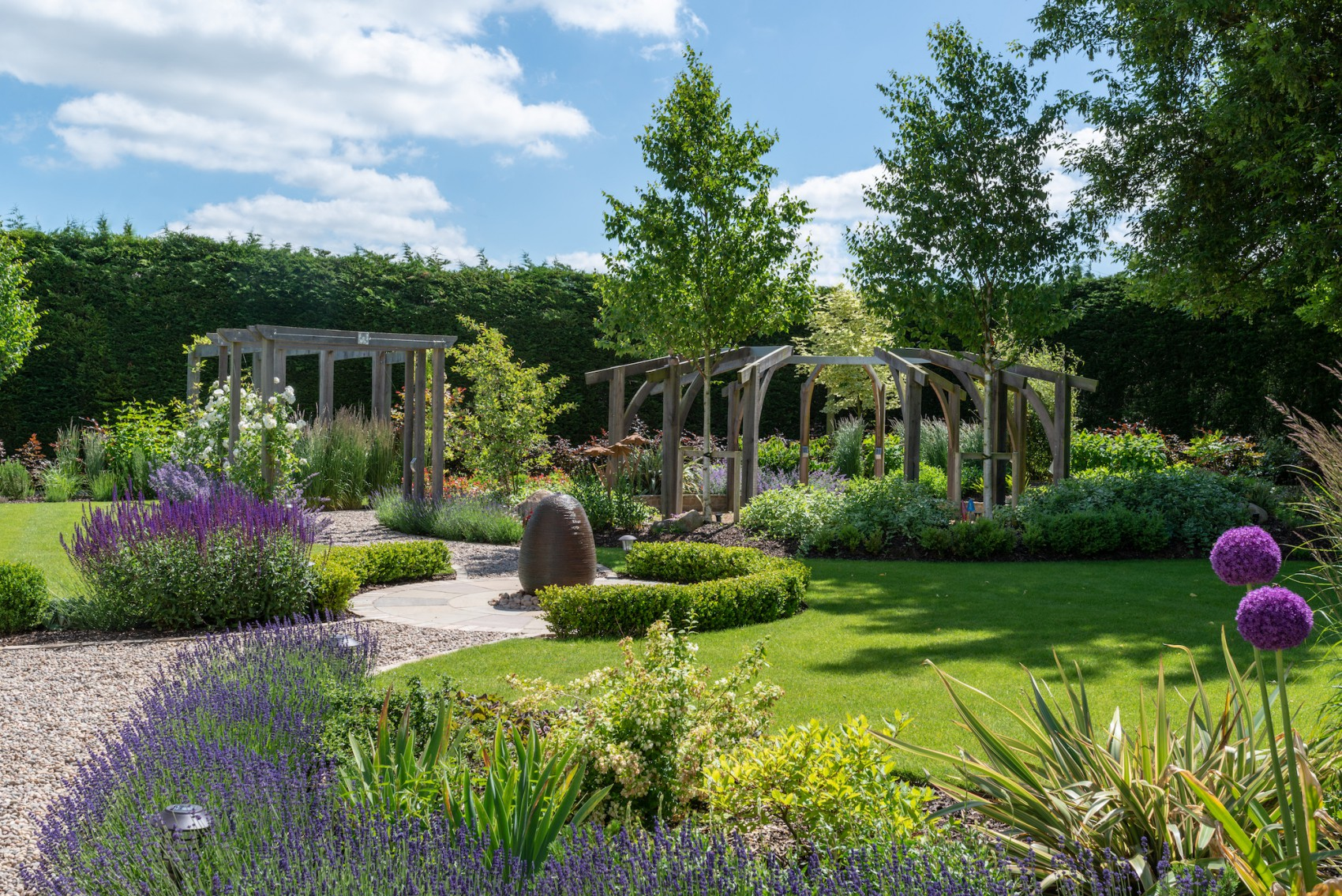 Tristen Knight Garden Design Ltd