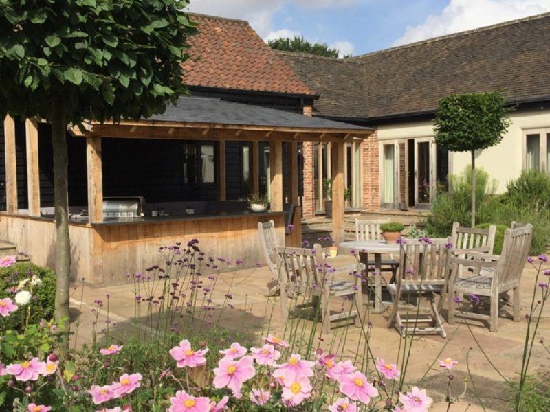 Bennel Farm Outdoor Kitchen 3