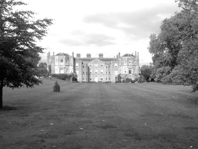 Mottisfont Abbey House